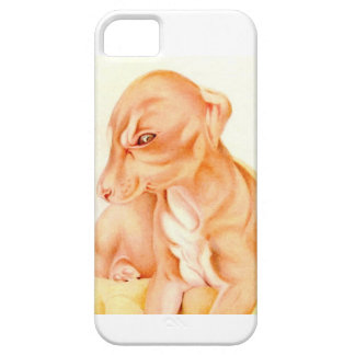 Baby Whippet - SUPER CUTE ! Case For The iPhone 5