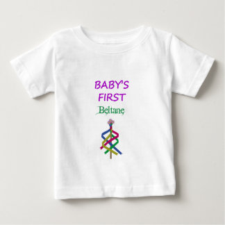 Baby's First Beltane Baby T-Shirt