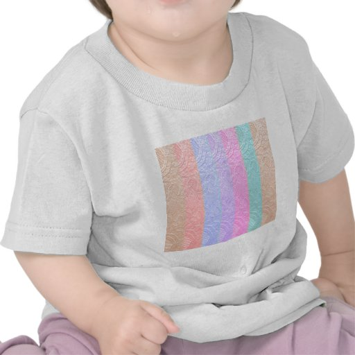 Babysoft Spectrum : Silver Foil Embossed Artwork Tee Shirts