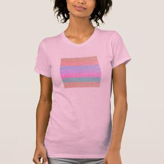 Babysoft Spectrum Silver Foil Embossed Artwork Tee Shirts