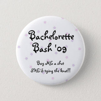 Bach Bash '09 6 Cm Round Badge