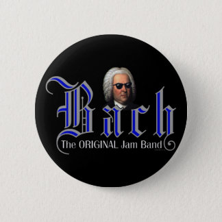 Bach - TOJB 6 Cm Round Badge