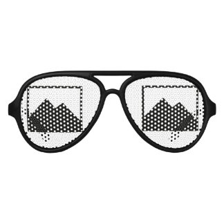Bachelor Party Aviator Party Shades Template