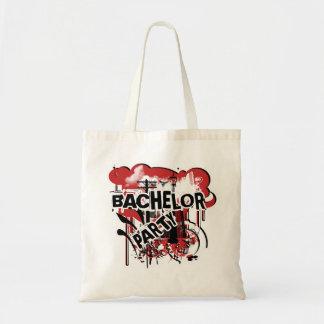Bachelor party favor bags