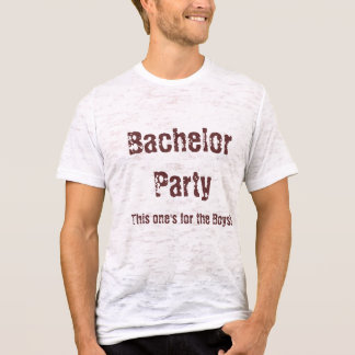 Bachelor Party Gifts T-Shirt