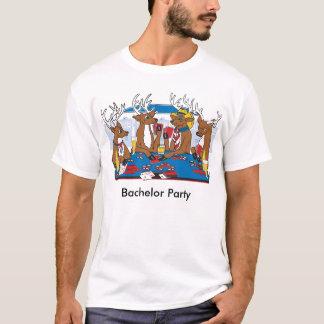Bachelor Party Poker in Vegas T-Shirt
