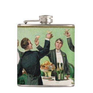 Bachelor Toast Flask