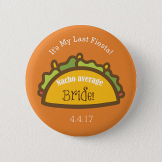 Bachelorette Button | Nacho Average Bride