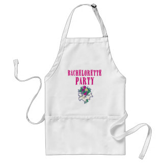 Bachelorette Party Apparel and Gifts Adult Apron