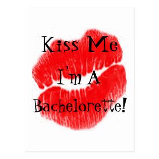 Bachelorette Party Days Postcard