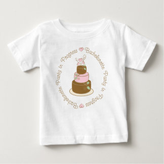 Bachelorette Party in Progress Wedding Tee Gifts