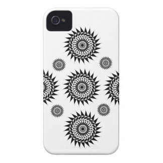 Back and white style Case-Mate iPhone 4 case