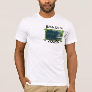 Back Door Surf, North Shore Oahu, Hawaii T-Shirt