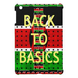 Back to Basics Cover For The iPad Mini