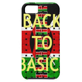 Back to Basics iPhone 5 Case
