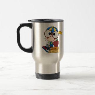 Back To School Supplies Travel Mug