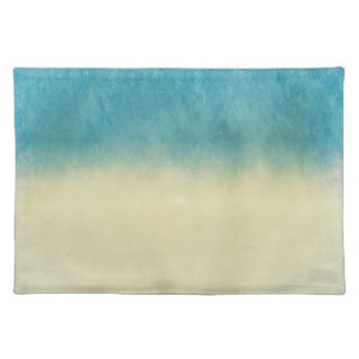 Background- Texture Watercolor Paper Placemat