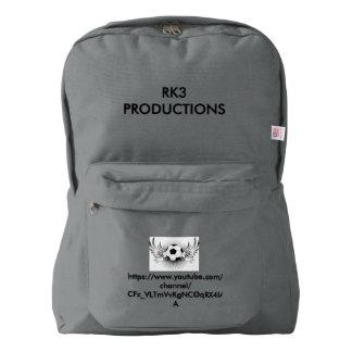 Backpack (YouTube Merch)