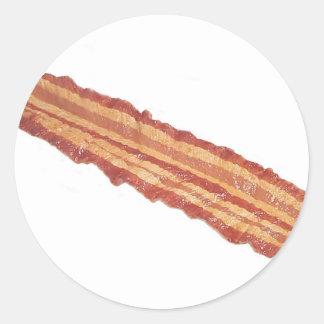 Bacon Gifts Round Sticker