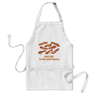 Bacon is the New Bacon Standard Apron