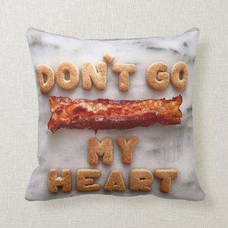 Bacon My Heart Cushions