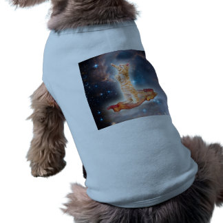 Bacon Surfing Cat in the Universe Shirt