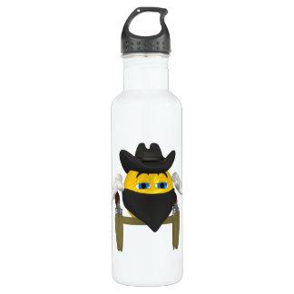 Bad Guy Cowboy 3 710 Ml Water Bottle