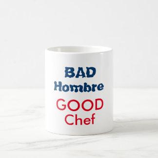 Bad Hombre Good Chef Mug