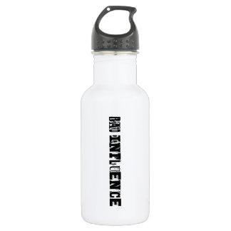 Bad Influence 532 Ml Water Bottle