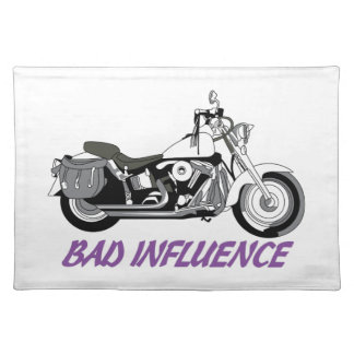 Bad Influence Placemat