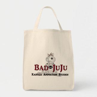 Bad JuJu Grocery Tote Grocery Tote Bag