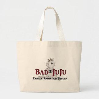 Bad JuJu Jumbo Tote Jumbo Tote Bag