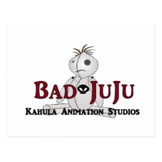 Bad JuJu Post Cards