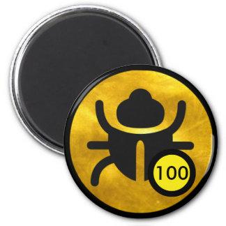 Badge Magnet - 100 InnerCircle