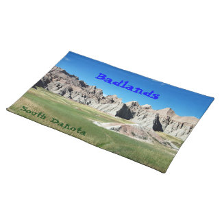 Badlands Placemat