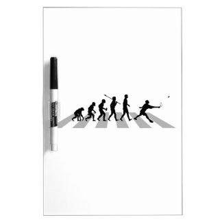Badminton Dry Erase Board