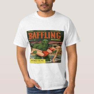 Baffling Mysteries Comic Book Cover #7 Tee Shirt
