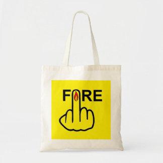 Bag Fire Flip