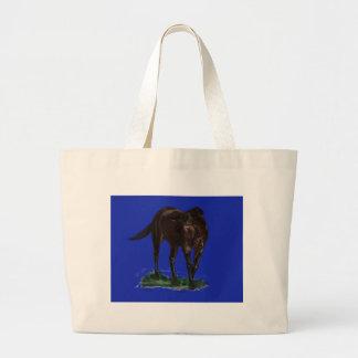 Bag horse