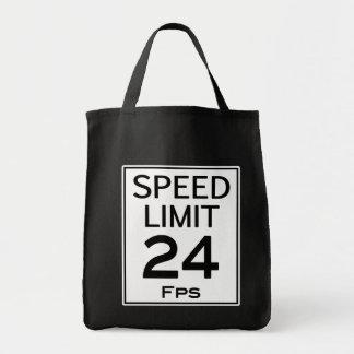 Bag SPEED LIMIT 24 fps