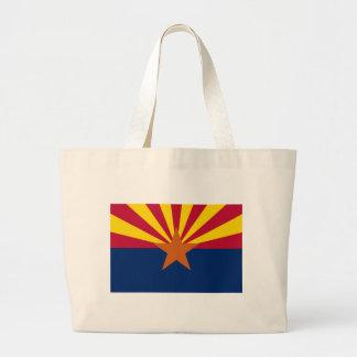 Bag with Flag of  Arizona State - USA