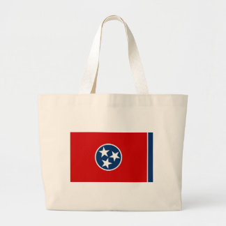 Bag with Flag of Tennessee State - USA