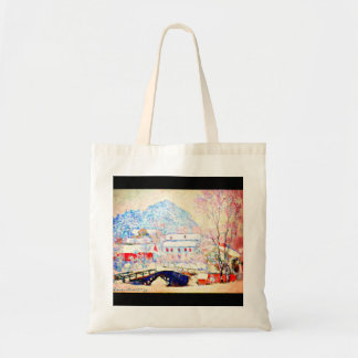 Bags-Classic/Vintage-Claude Monet 16 Tote Bag