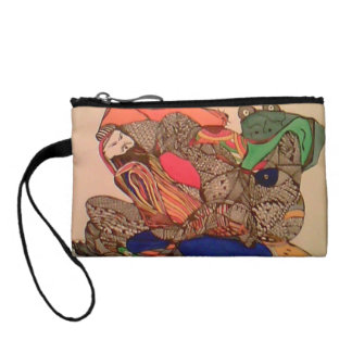 Bags, Hand bag, ladies wear. Evening bag Coin Purse