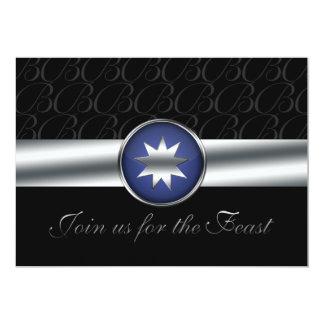 Baha'i Feast 5x7 Paper Invitation Card