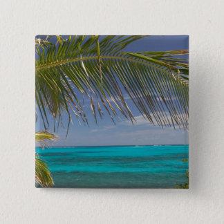 BAHAMAS, Abacos, Loyalist Cays, Man O'War Cay: 15 Cm Square Badge