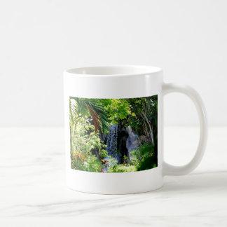 Bahamas Waterfall Basic White Mug