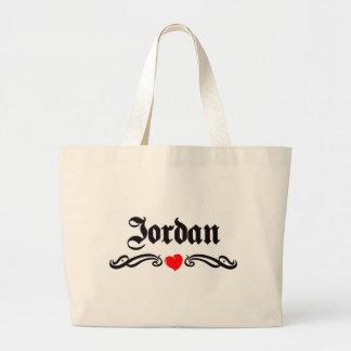 Bahrain Tattoo Style Canvas Bags