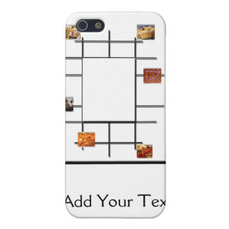 Bakery Divergence Cases For iPhone 5