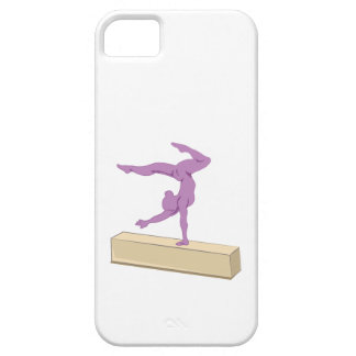 Balance Beam iPhone 5 Cover